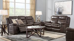 Leather Living Room Sets Full Leather Furniture Suites - Leather living room chair