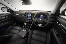 renault kadjar interior 2016 all new renault koleos makes global debut in australia