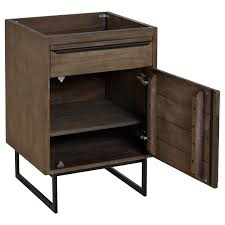 Dark Brown Changing Table by 24