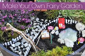 fairy garden tutorial watch your own whimsical garden come to life