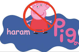 british muslim faces backlash starting campaign ban peppa