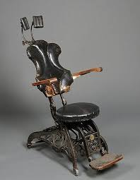 Kissing Chairs Antiques Antique Dentist Chair The Simple Things In Life Pinterest