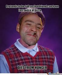 Greg Meme Images - bad luck greg by iamthedragonwarrior meme center