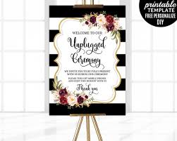 wedding poster template 189 best wedding stationery images on