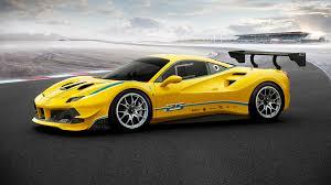 ferrari yellow photo ferrari 2017 488 challenge luxury yellow auto 3840x2160