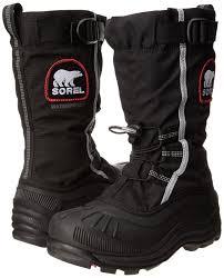 s sorel winter boots size 9 sorel s alpha pac xt boot black quartz size 9 boots