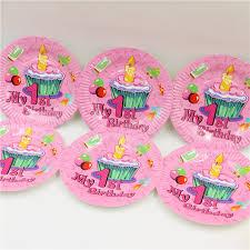 1st birthday party supplies online get cheap girl 1st birthday party supplies aliexpress