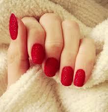 tutorial velvet nails nails for nickels