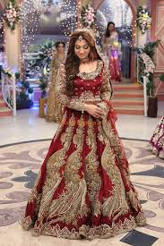 Red Bridal Dress Makeup For Brides Pakifashionpakifashion Check Out Kasheez Luxury Bridal Collection 2017 Replica At Master