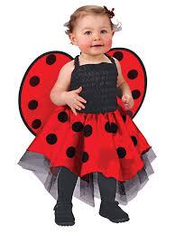 baby ladybug dress costume infant u0026 toddler bug costumes