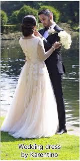 wedding dress makers bridal clients gallery karentino designer dressmakers derby