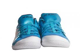 xiom table tennis shoes xiom shoes footwork blue