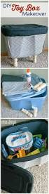 Build A Toy Box With Lid by Best 25 Diy Toy Storage Ideas On Pinterest Kids Storage Toy