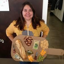 Cheese Halloween Costume Cheeseboard Halloween Costume Kailey Bender