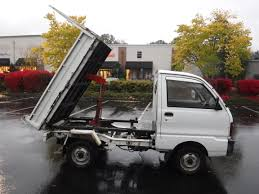 mitsubishi mini trucks used 1991 mitsubishi mini truck dump for sale in portland oregon