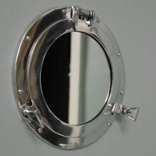 porthole mirrored medicine cabinet porthole mirror ebay