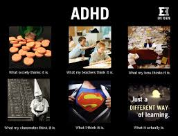 Add Memes - what adhd really is repin to strike out stigma tools pinterest