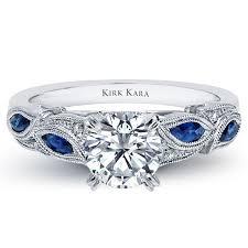 kirk kara wedding band kirk kara k155bdr engagement ring