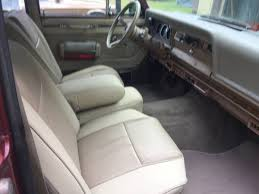 jeep wagoneer interior 1984 jeep grand wagoneer 4x4 360 auto for sale in lawrence michigan