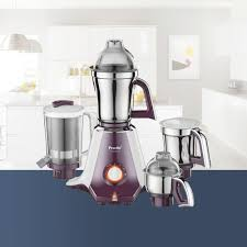 buy preethi taurus mga 217 750 watt mixer grinder with 4 jars