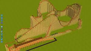 New Texas Giant Six Flags Over Texas New Texas Giant Rct3 Theme Park Review