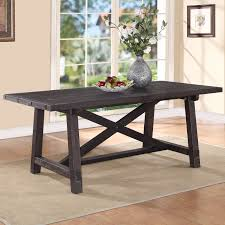 alpine newberry extension dining table hayneedle
