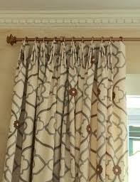 Pinch Pleat Drapery Panels How To Get Window Treatments Like You See In Magazines Laurel Home