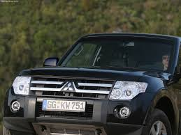 mitsubishi 2007 2007 mitsubishi pajero european specs u2013 most desirable cars in the