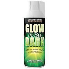 glow in the spray paint rust oleum 400ml glow in the spray paint co uk diy