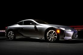 where do they lexus cars they call the lexus lc500h the safest hybrid on the planet