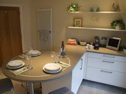 circular kitchen island large circular breakfast bar google search white kitchens