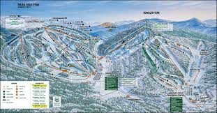 Park City Utah Trail Map by Brian Head Ski Resort