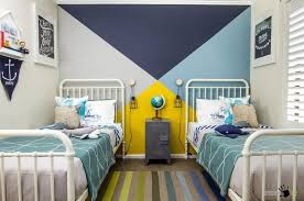 Children S Room Rugs Fabulous Colorfl Wall Decoration In Childrens Room With White Twin
