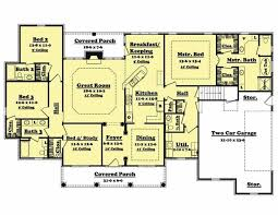 Floor Plan 4 Bedroom Bungalow 526 Best House Plans Images On Pinterest House Floor Plans