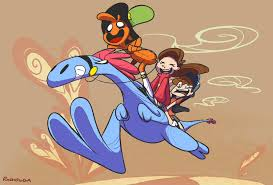 wander over yonder know your meme