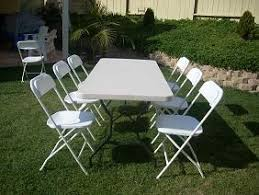chair and table rental setup breakdown calaveras party rentals