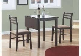Drop Leaf Bar Table 3 Piece Drop Leaf Dining Set Foter