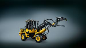 volvo official website 42053 volvo ew160e products lego technic lego com technic