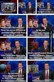 Stephen Colbert Meme - funny memes stephen colbert on ben kenobi gate funny memes