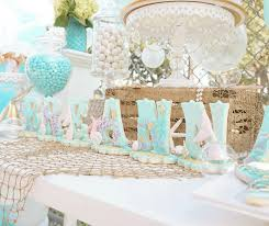 the sea party ideas magical the sea party inspiration tinselbox