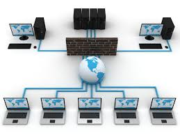what is a network port number