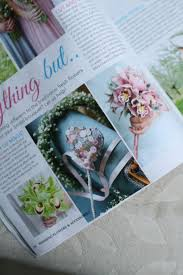 wedding flowers and accessories magazine featured in wedding flowers accessories magazine liberty blooms