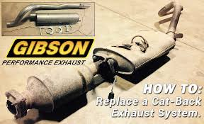 1995 jeep grand exhaust system how to replace a jeep cat back exhaust system quadratec