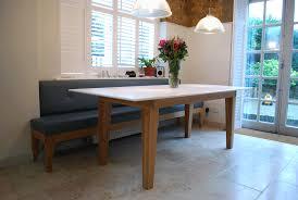 Corian  Oak Dining Table - Corian kitchen table