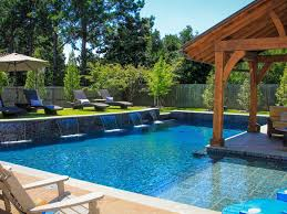 cool swimming pool ideas for perfect home design standard small