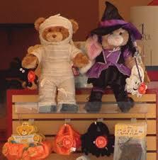 halloween buildabears