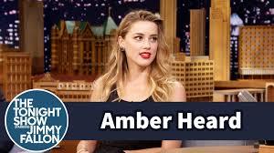 amber heard explains her tattoos youtube