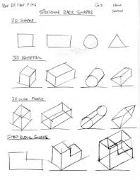 unit 1 sketching orthographic drawings isometric drawings