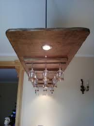 appendi bicchieri bar fai da te hobby legno cucina in muratura