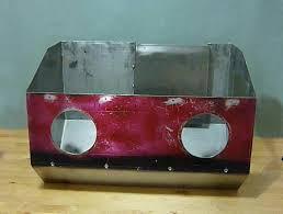 Homemade Blast Cabinet Homemade Sandblasting Cabinet With Integrated 2 5lt Pressure Pot